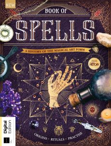 All About History Book of Spells First Edtion 2020