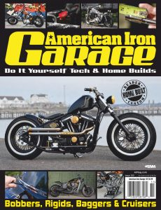 American Iron Garage – March-April 2020