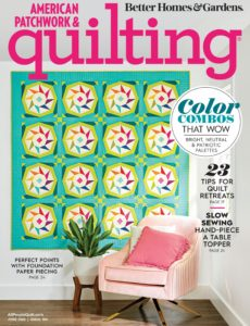 American Patchwork & Quilting – June 2020