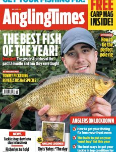 Angling Times – 7 April 2020