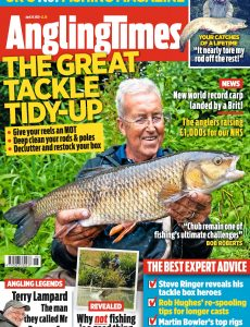 Angling Times – Issue 3463 – April 28, 2020