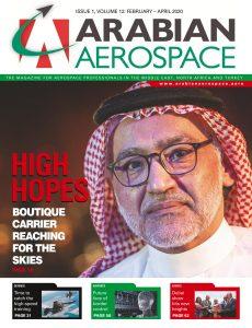 Arabian Aerospace – February-April 2020