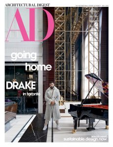 Architectural Digest USA – May 2020