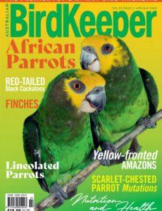 Australian Birdkeeper – April-May 2020
