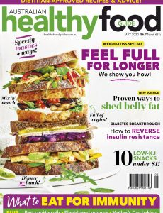 Australian Healthy Food Guide – May 2020
