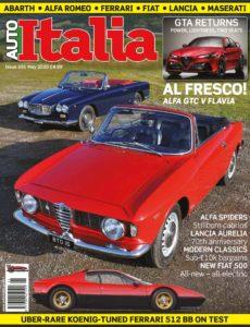 AutoItalia – May 2020