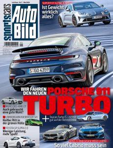 Auto Bild Sportscars – April 2020