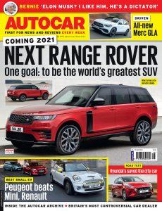 Autocar UK – 15 April 2020