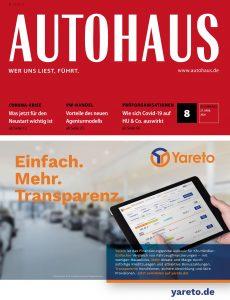 Autohaus – 21  April 2020