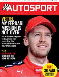 Autosport – 02 April 2020