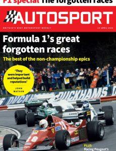 Autosport – 23 April 2020