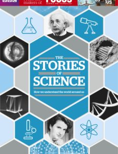 BBC Science Focus Magazine Special Edition The Stories of Science (2015)