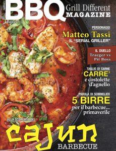 BBQ Magazine N 4 – Aprile 2020