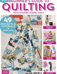 Beginner's Guide to Quilting – February 2020