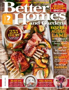 Better Homes and Gardens Australia – May 2020