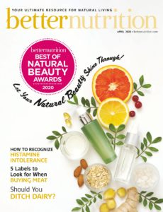 Better Nutrition – April 2020