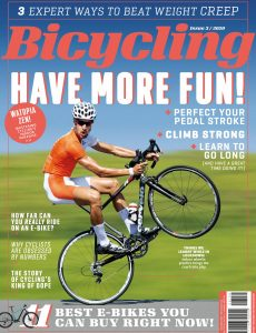 Bicycling South Africa – May 2020