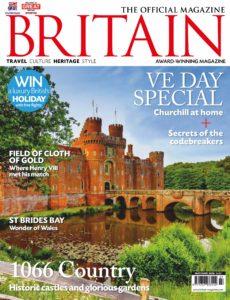 Britain – May-June 2020