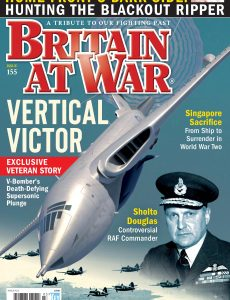 Britain at War – Issue 155 – March 2020