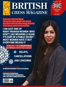 British Chess Magazine – February 2020