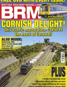 British Railway Modelling – April 2020