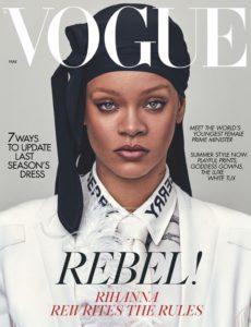British Vogue – May 2020