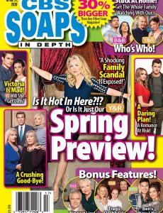 CBS Soaps In Depth – April 27, 2020