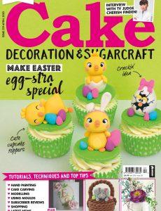 Cake Decoration & Sugarcraft – Issue 259 – April 2020