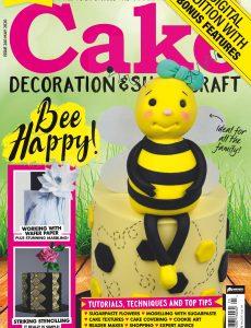 Cake Decoration & Sugarcraft – Issue 260 – May 2020