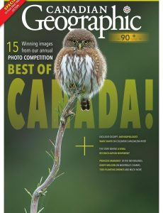 Canadian Geographic – May-June 2020