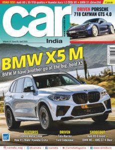 Car India – April 2020