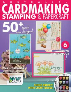 Cardmaking Stamping & Papercraft – April 2020