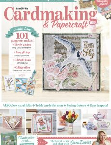 Cardmaking & Papercraft – June 2020
