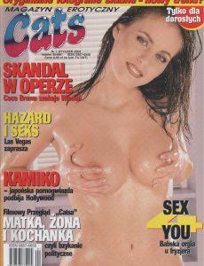 Cats Magazine – January 2003