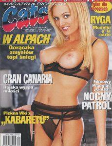 Cats Magazine – January 2004