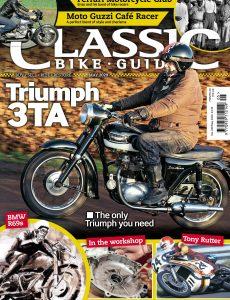 Classic Bike Guide – May 2020