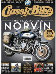 Classic Bike UK – May 2020