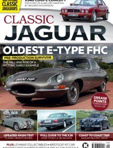 Classic Jaguar – June-July 2020