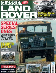 Classic Land Rover – May 2020
