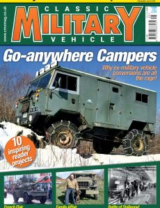 Classic Military Vehicle – Issue 228 – May 2020