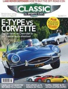 Classic & Sports Car UK – May 2020