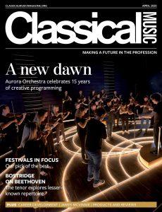 Classical Music – April 2020