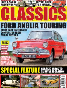 Classics Monthly – May 2020