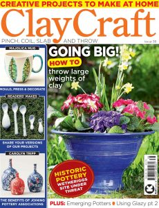 ClayCraft – Issue 38 – April 2020