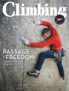 Climbing – May 2020