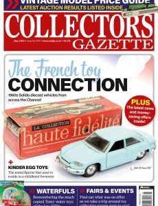 Collectors Gazette – Issue 434 – May 2020