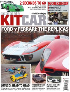 Complete Kit Car – May 2020
