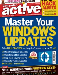 Computeractive – Issue 577, 08 April 2020
