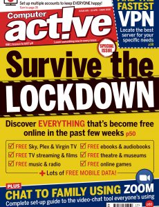 Computeractive – Issue 578, 22 April 2020