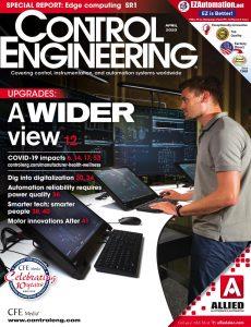 Control Engineering – April 2020
